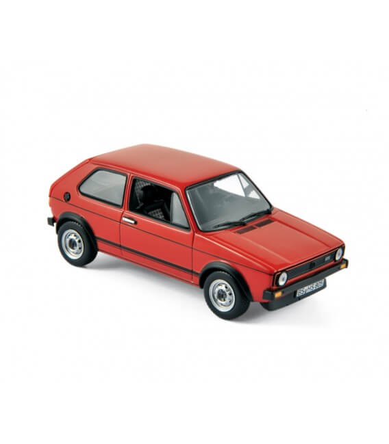 Volkswagen Golf GTI 1976 - Red