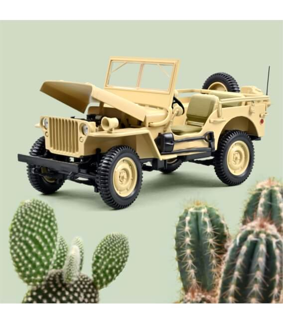 jeep 1942 - Beige - EXCLU WEB - 100 PCS ONLY