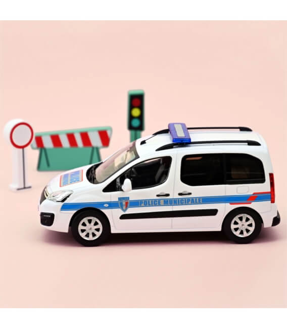 "Citroën Berlingo 2017 -""Police Municipale"" - EXCLU WEB - 100 PCS ONLY"