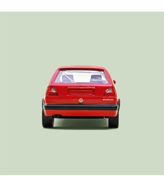 Volkswagen Golf GTI G60 1990 - Red - JET CAR