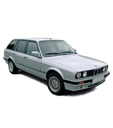 BMW 325i Touring 1991 - Silver