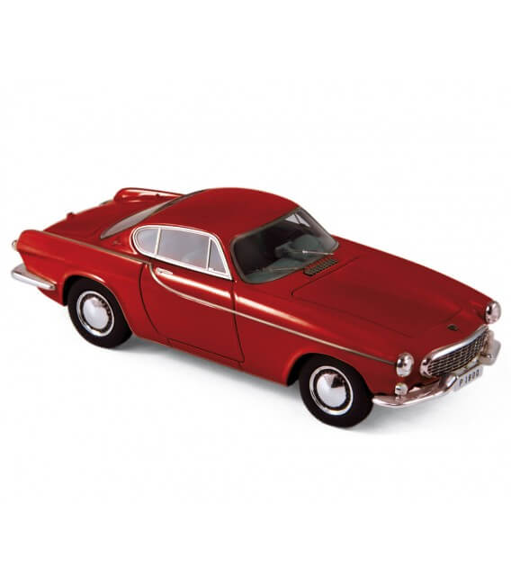 Volvo P1800 1963 - Red