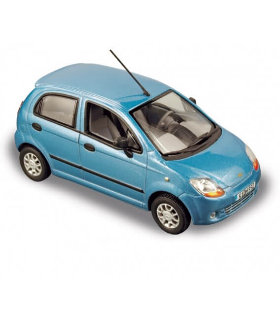 Chevrolet Matiz 2005 - Light Blue