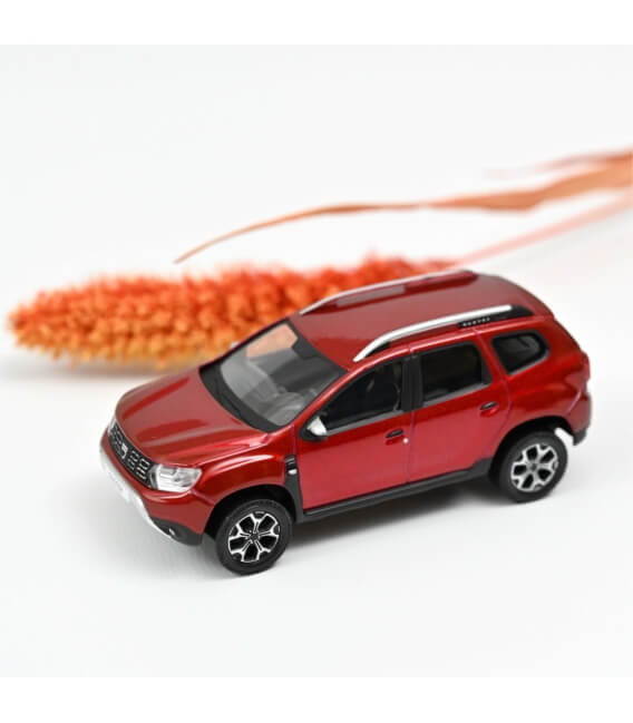 Dacia Duster 2018 - Flamme Red
