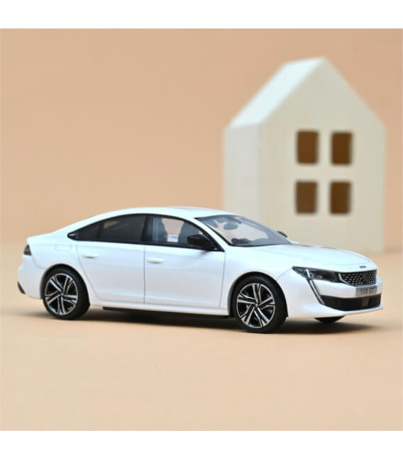 Peugeot 508 GT 2018 - Pearl White