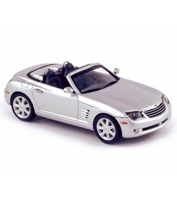 Chrysler Crossfire Roadster 2004 - Alabaster Grey