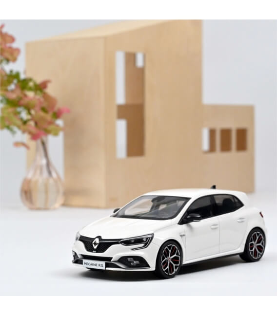 Renault Megane RS Trophy 2019 - White - EXCLU WEB - 200 PCS ONLY