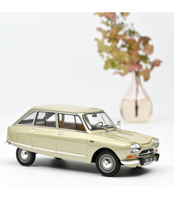 Citroën Ami Super 1973 - Tholonet Beige - EXCLU WEB - 300 PCS ONLY