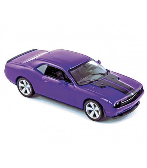 Dodge Challenger Coupé SRT8 2008 - Plum Crazy