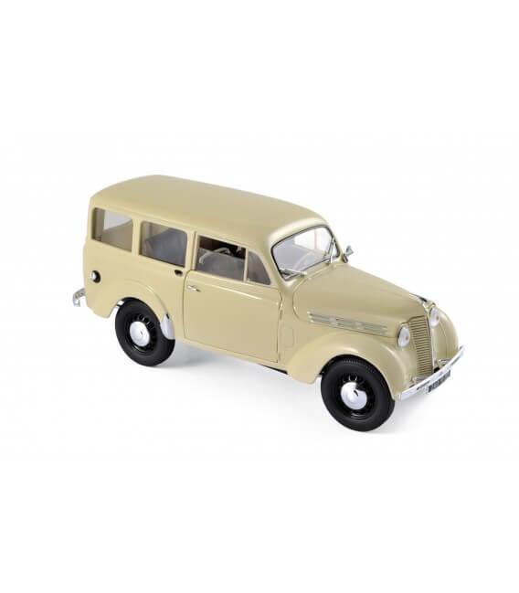 Renault Break 300 kg (Juvaquatre) 1951 - Ivory