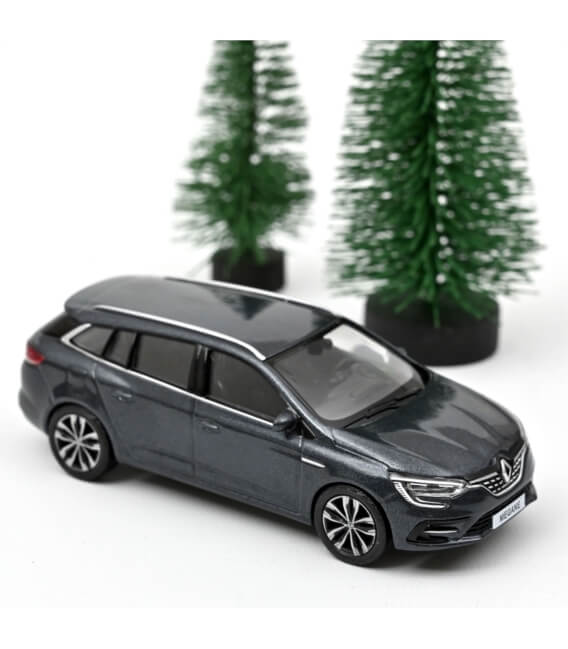 Renault Megane Estate 2020 - Titanium Grey