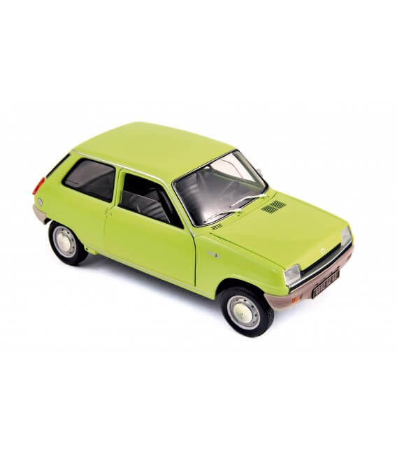 Renault 5 1972 - Light Green