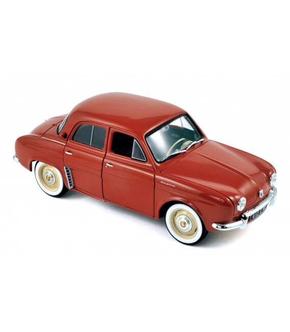 Renault Dauphine 1958 - Corail Red