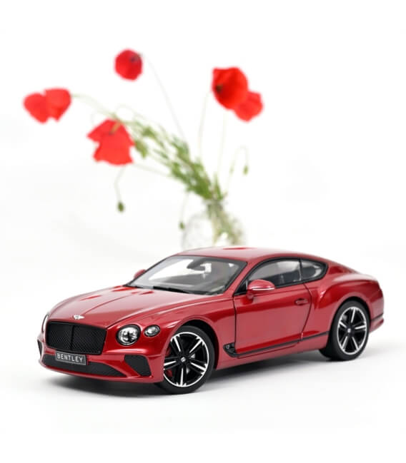 Bentley Continental GT 2018 - Candy Red