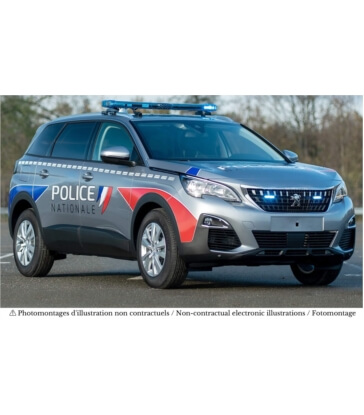"""Peugeot 5008 2020 - """"Police Nationale"""""""