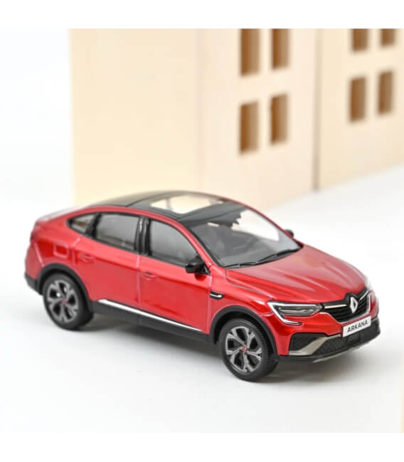 Renault Arkana R.S. Line 2021 - Flamme Red