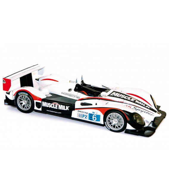 Porsche RS Spyder 2010 N°6 Muscle Milk Team Cytosport