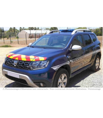 """Dacia Duster 2019 - """"Gendarmerie Outremer"""""""