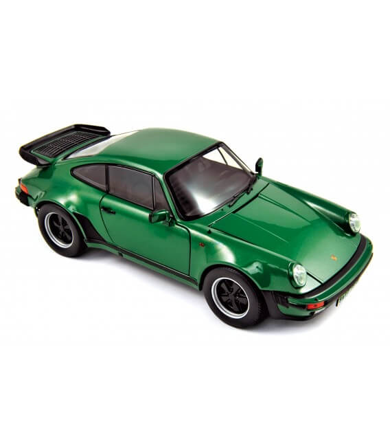 Porsche 911 Turbo 3,3L 1975 - Metallic green