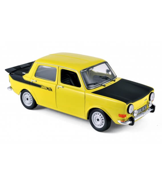 Simca 1000 Rallye 2 1976 - Maya Yellow