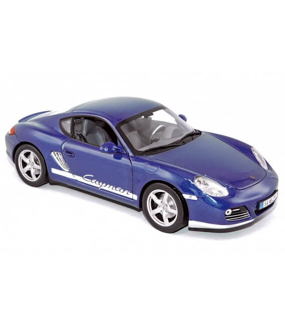 Porsche Cayman 2009 - Blue Metallic