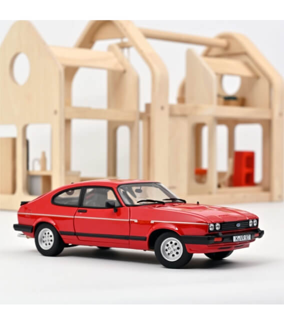 Ford Capri 2.8i Injection 1983 - Red