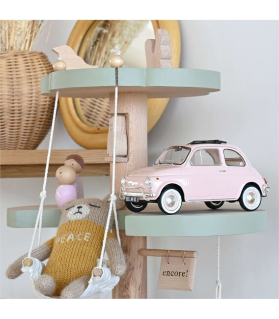 Fiat 500 L 1968 - Pink with special BIRTH pack