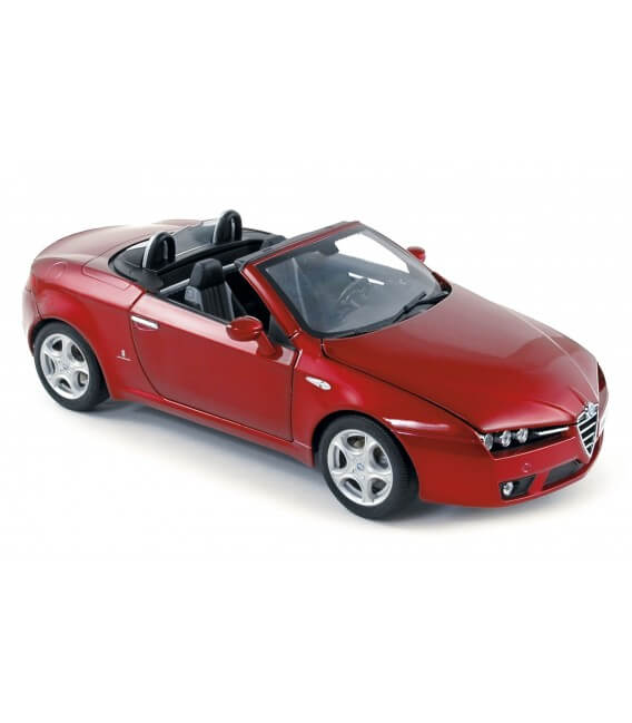 Alfa Romeo Spider 2006 - Metallic Red