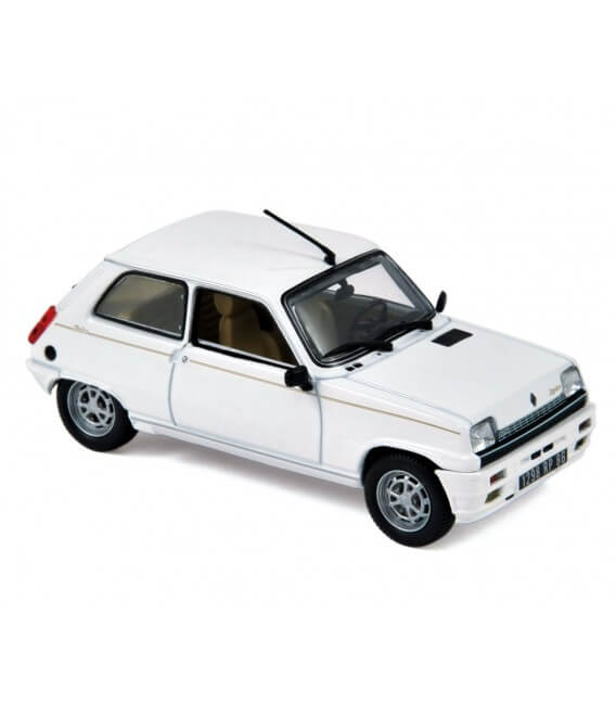 Renault 5 Lauréate Turbo 1985 - White