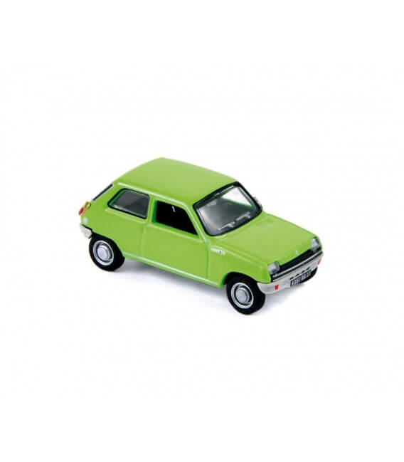 Renault 5 1972 (x4) - Light Green
