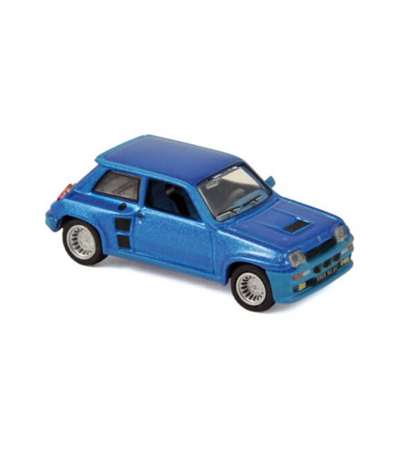 Renault 5 Turbo 1980 (x4) - Blue