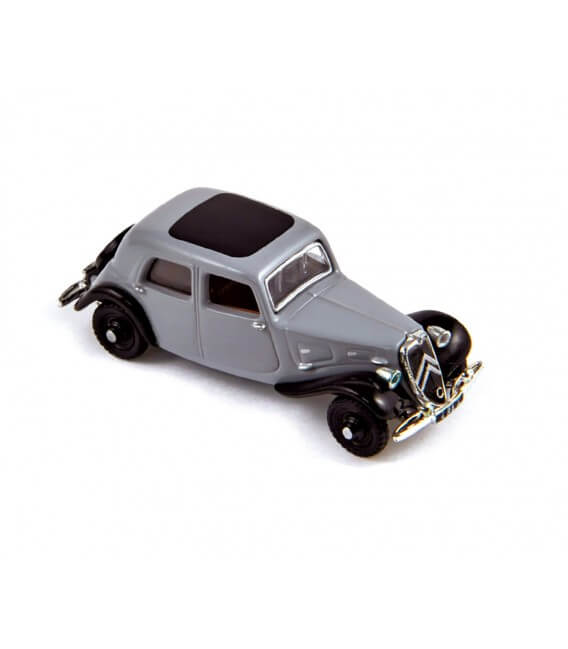 Citroën Traction 7A 1934 (x4) - Grey