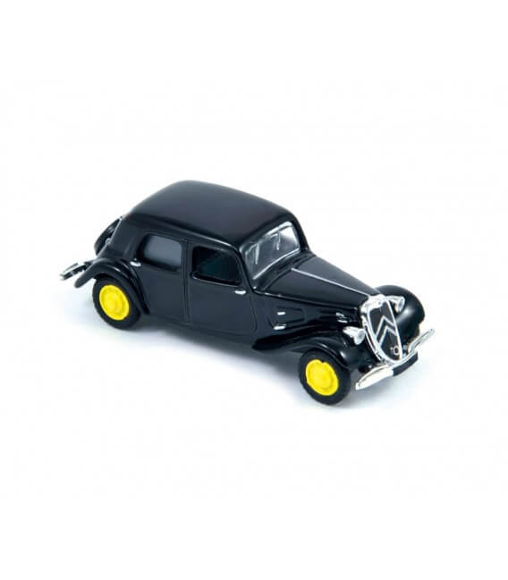 Citroën Traction 11 1939 (x4) - Black