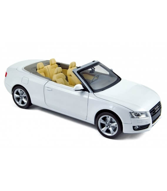 Audi A5 Cabriolet 2009 - White