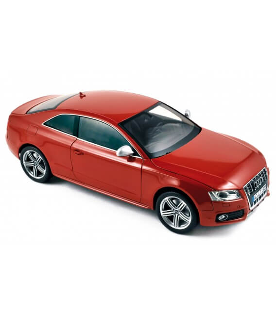 Audi S5 Coupé 2009 - Red