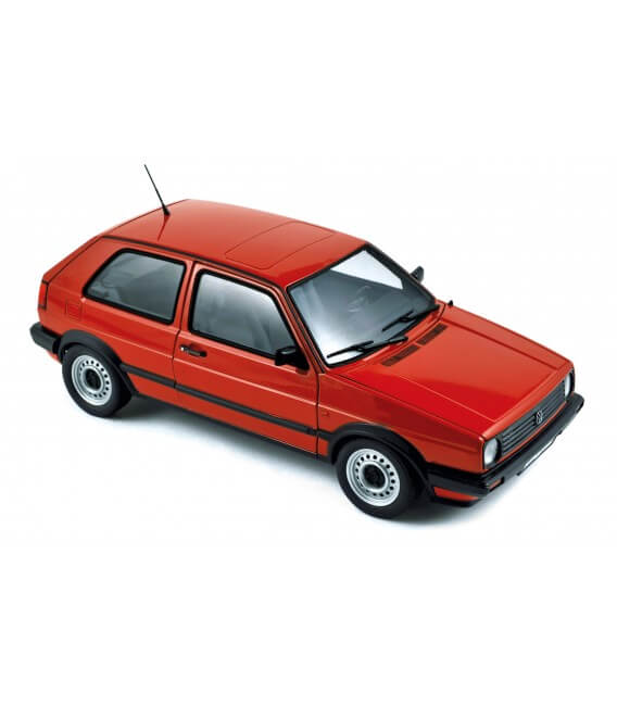 Volkswagen Golf CL 1989 - Red
