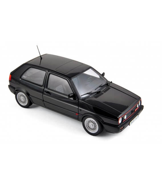 Volkswagen Golf GTI G60 1990 - Black