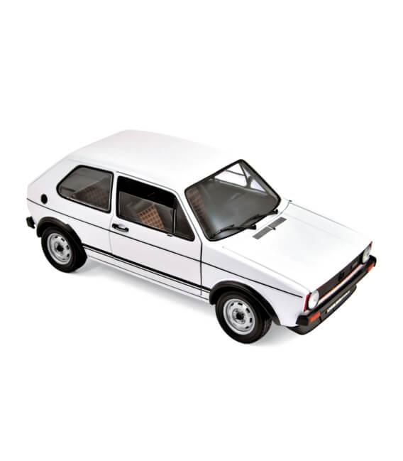 Volkswagen Golf GTI 1977 - White