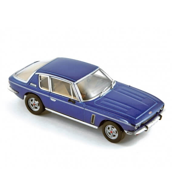 Jensen Interceptor 1976 - Blue