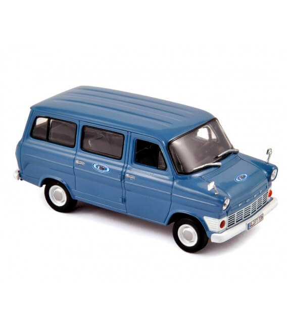 Ford Transit Bus 1970 - Blue