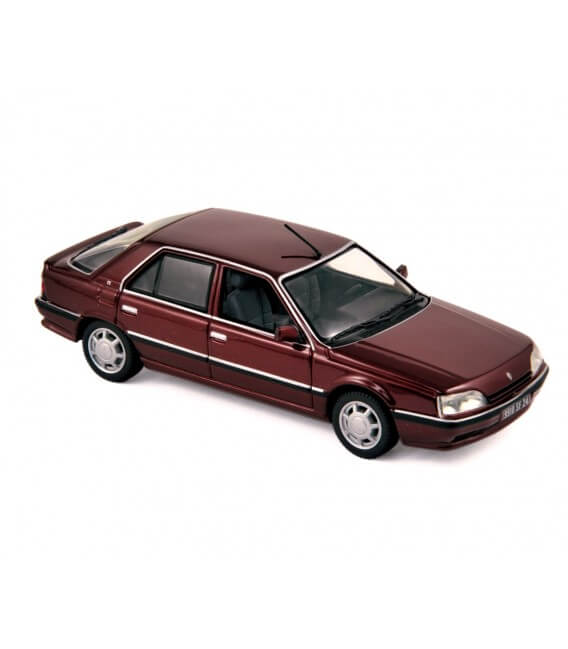 Renault 25 TX 1990 - Black Cherry Red