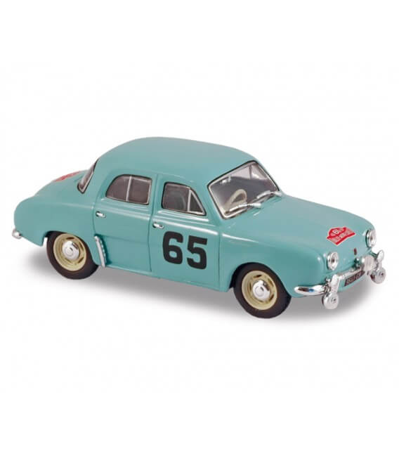 Renault Dauphine - Monte Carlo 1958