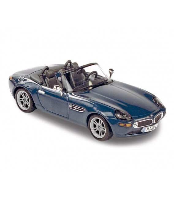 BMW Z8 - Blue Metallic