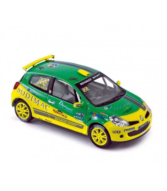 Renault Clio CUP 2007 - n°52 H. Tarbouriech