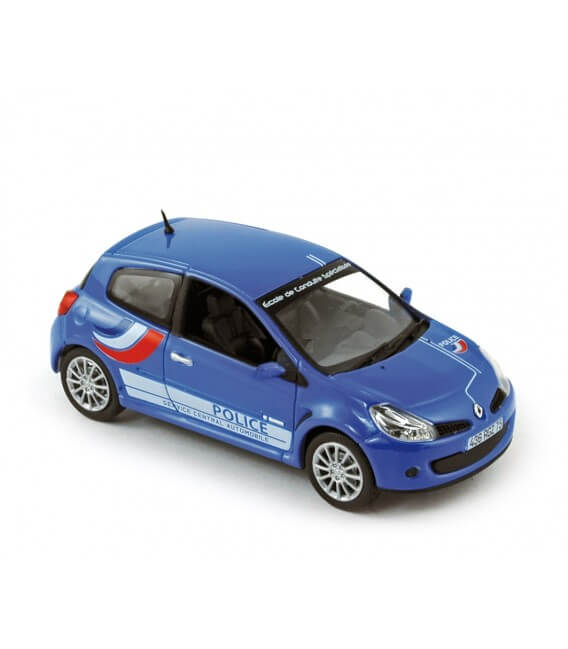 Renault Clio RS 2007 - 'Police'