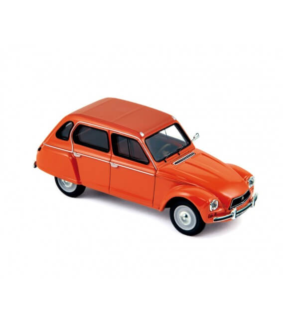 Citroën Dyane 1974 - Ténéré Orange
