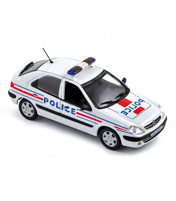 Citroën Xsara 2001 - Police Nationale