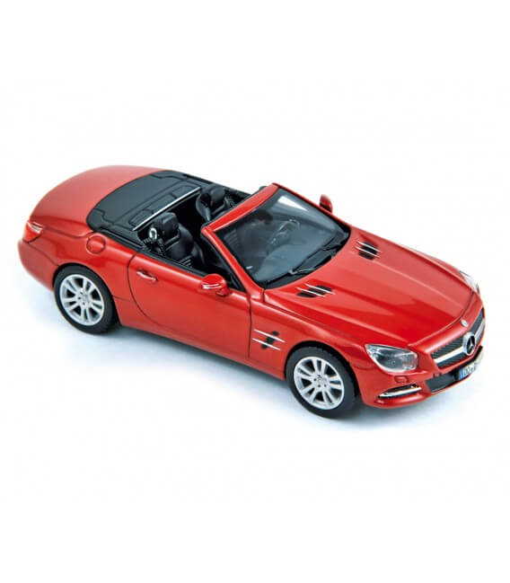 Mercedes-Benz SL-Klasse 2012 - Red Metallic