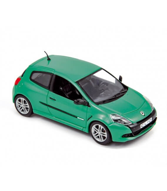 Renault Clio RS 2009 - Alien Green
