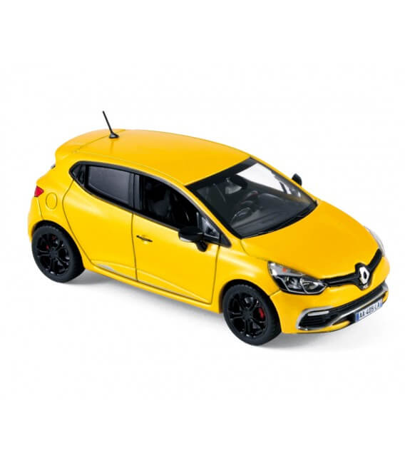 Renault Clio RS 2013 - Sirius Yellow